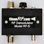 RF-D  - RF Demodulator (200 watts)